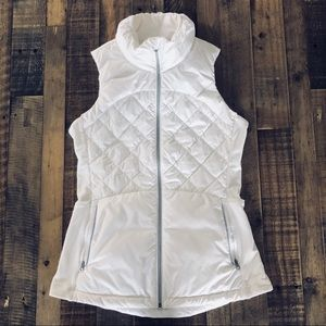 Lululemon Down For a Run Quilted Goose Down Vest